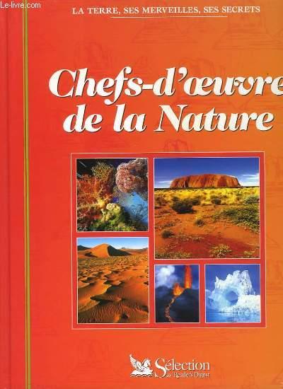 CHEF-D'OEUVRE DE LA NATURE