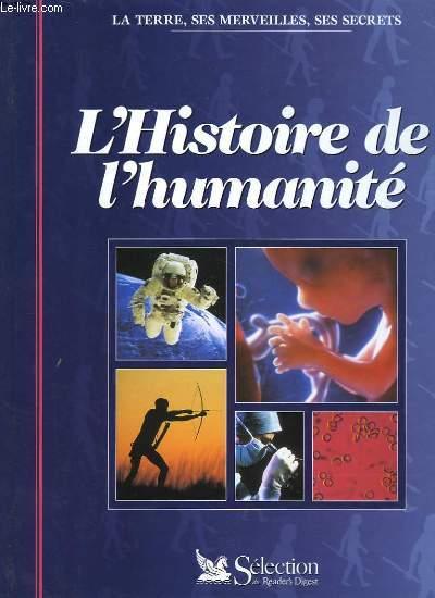 L'HISTOIRE DE L'HUMANITE