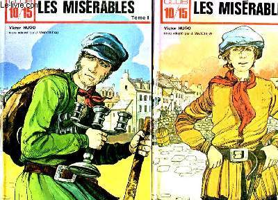 LES MISERABLES - 2 TOMES