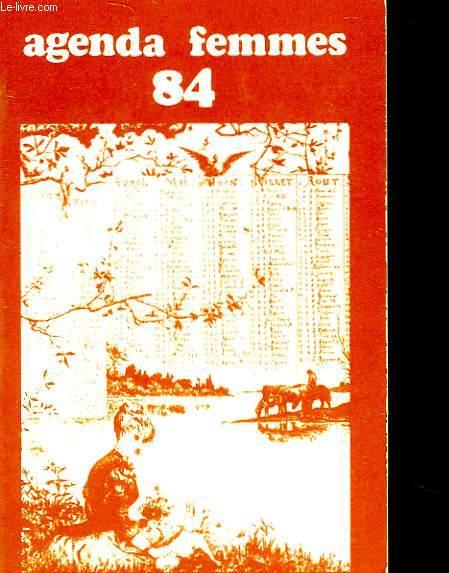 AGENDA FEMME 84