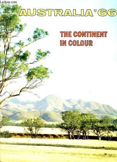 AUSTRALIA'66 - THE CONTINENT IN COLOUR
