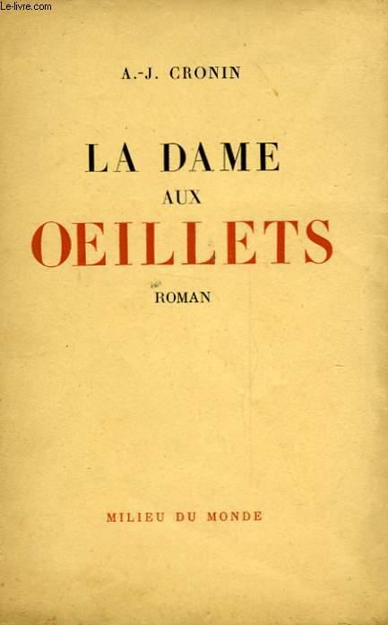 LA DAME AUX OEILLETS