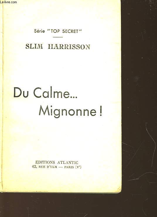 DU CAMLE... MIGNONNE !