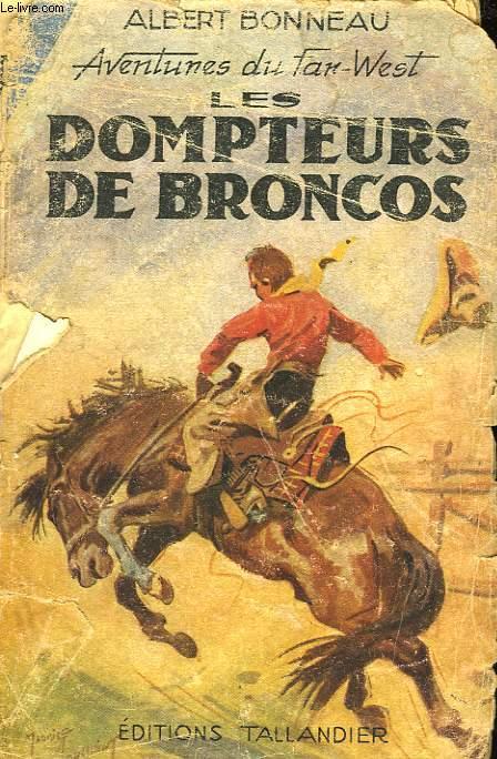 LES DOMPTEURS DE BRONCOS