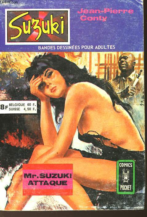 MR. SUZUKI ATTAQUE