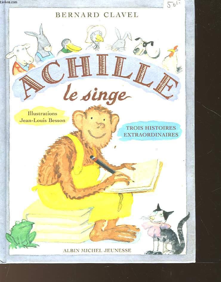 ACHILLE - LE SINGE