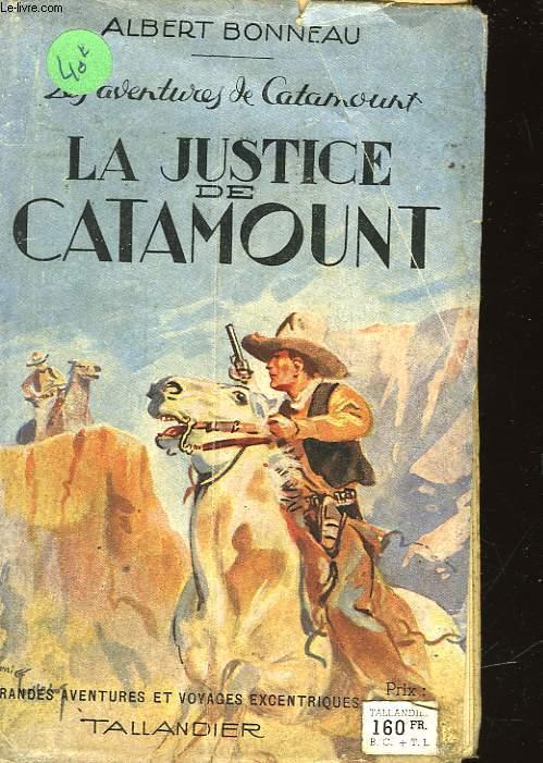 LA JUSTICE DE CATAMOUNT