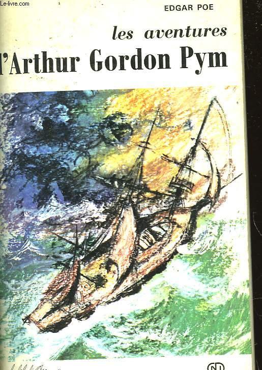 LES AVENTURES D'ARTHUR GORDON-PYM