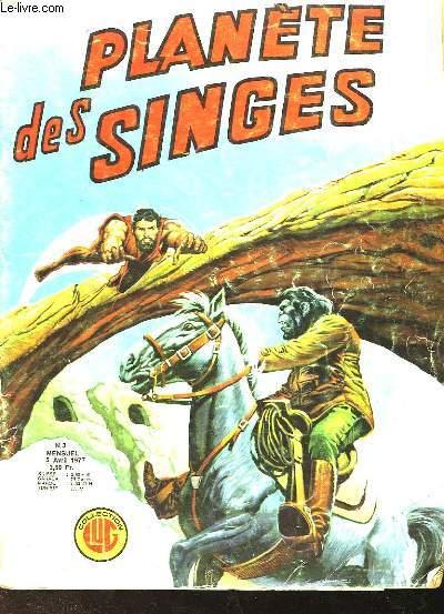 PLANETE DES SINGES - N°3