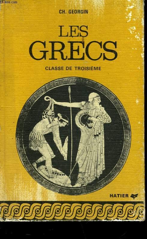 LES GRECS - CLASSE DE TROISIEME
