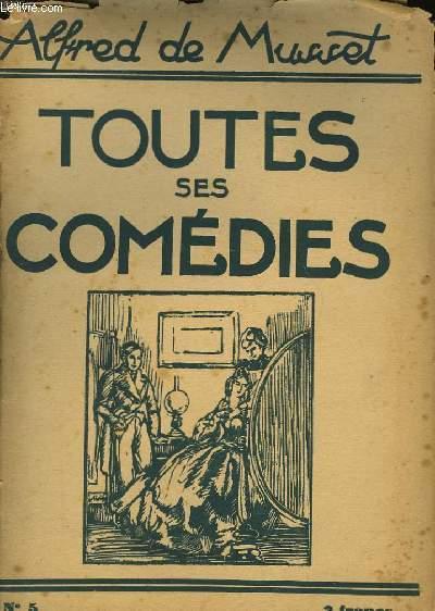 TOUTES SES COMEDIES - N°5