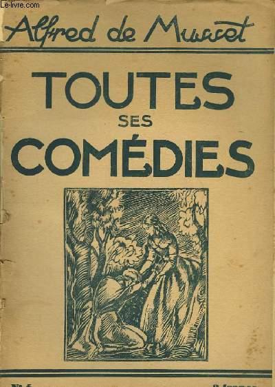 TOUTES SES COMEDIES - N°4