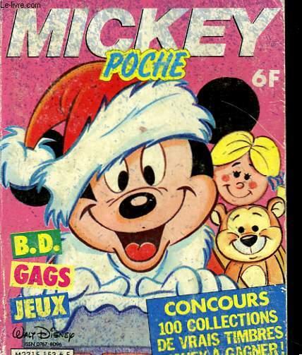 MICKEY POCHE - N°153
