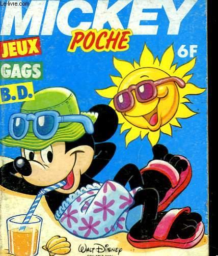 MICKEY POCHE - N°169
