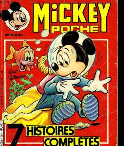 MICKEY POCHE - N°140