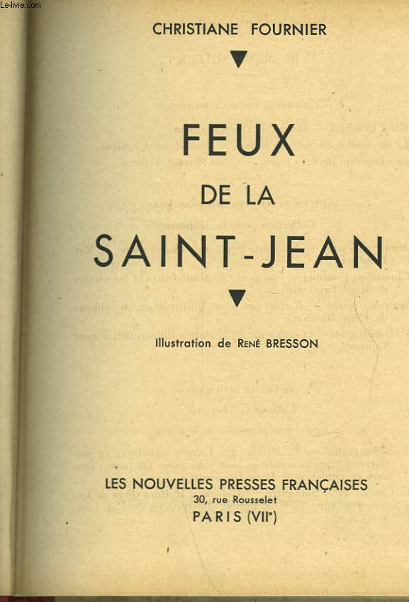 FEUX DE LA SAINT-JEAN