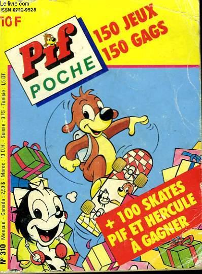 PIF POCHE N°310