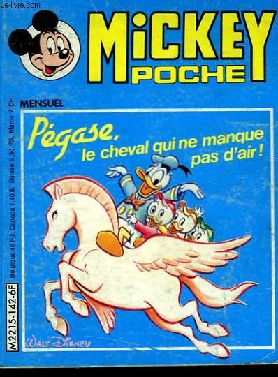 MICKEY POCHE N°142