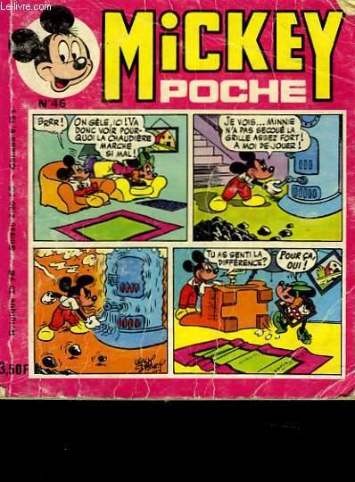 MICKEY POCHE N°46
