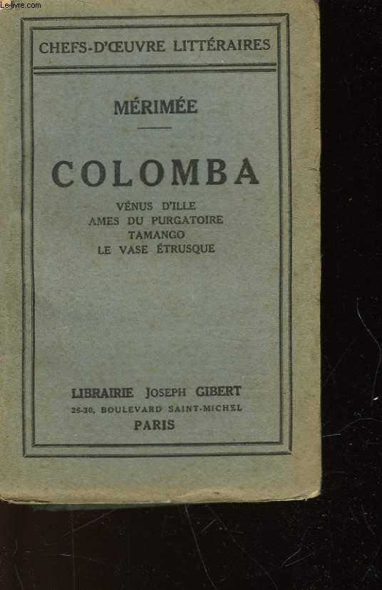 COLOMBA - NOUVELLES