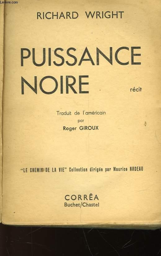 PUISSANCE NOIRE
