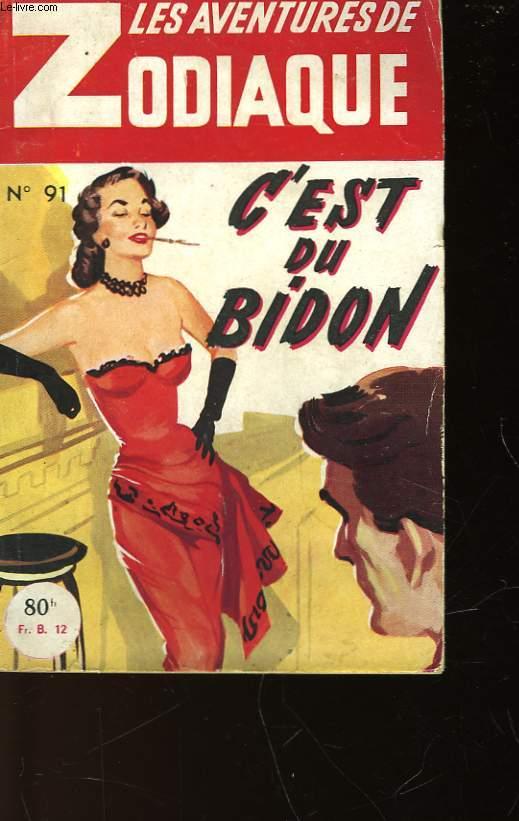 C'EST DU BIDON! - N°91