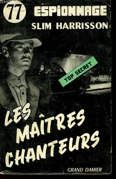 LES MAITRES CHANTEURS - N°77