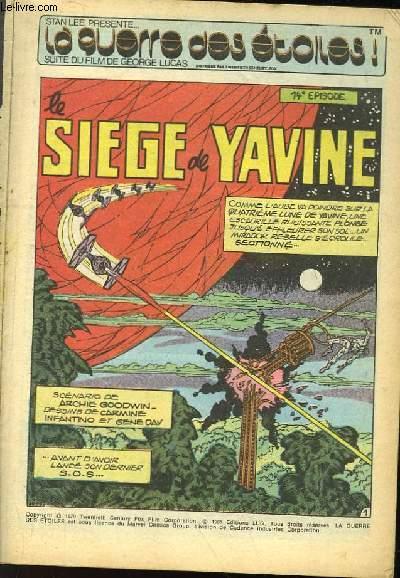 TITAN N°31 - LA GUERRE DES ETOILES - LE SIEGE DE YAVINE - 14° EPISODE