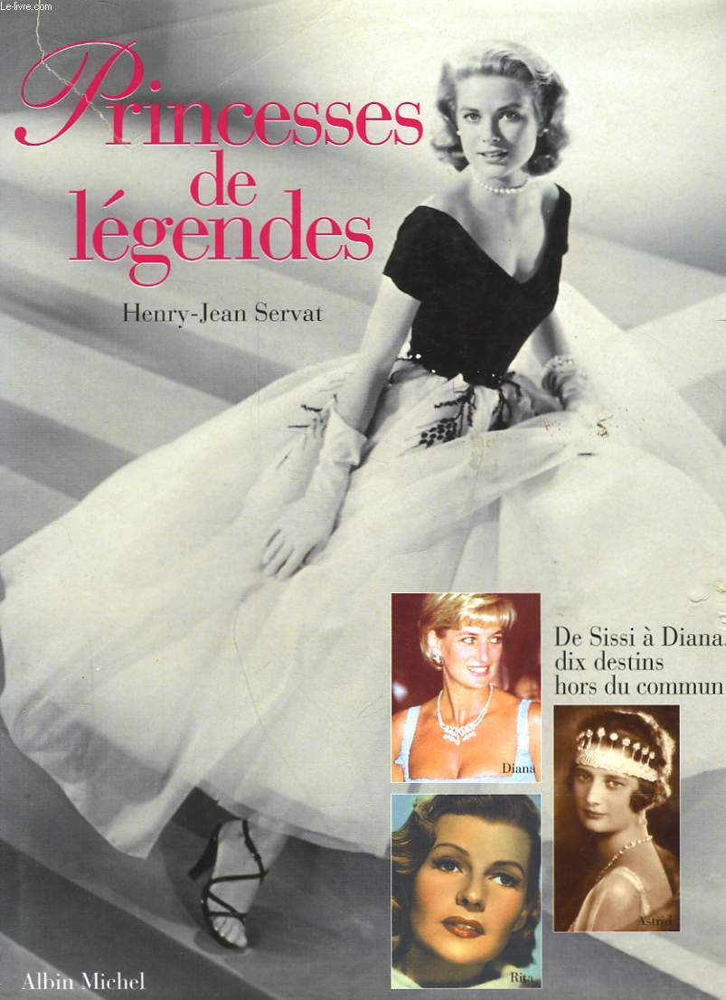 PRINCESSE DE LEGENDES