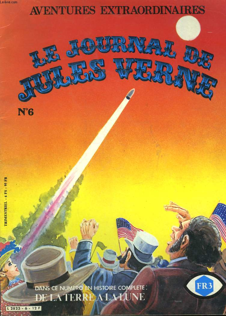 LE JOURNAL DE JULES VERNE - N°6