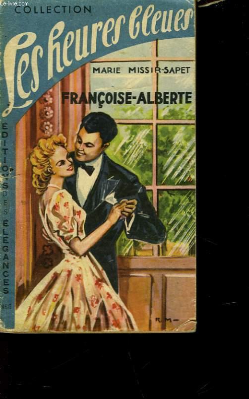 FRANCOISE-ALBERTE - N°17