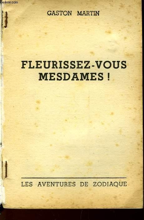 FLEURISSEZ-VOUS MESDAMES ! - N°61