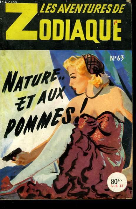 NATURE ... ET AUX POMMES! - N°63