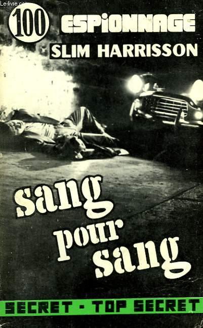 SANG POUR SANG! - n°100