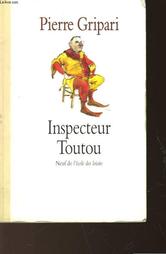 INSPECTEUR TOUTOU - CRAC! DANS LE SAC!