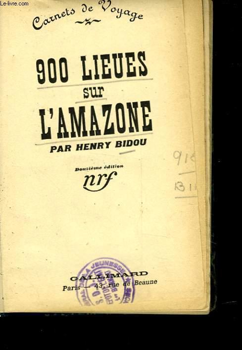900 LIEUES SUR L'AMARONE