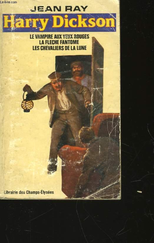 LES AVENTURES D'HARRY DICKSON