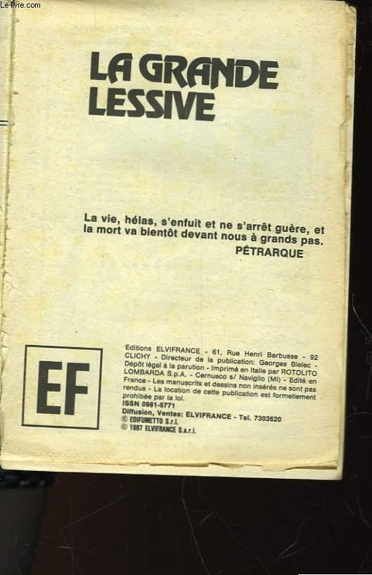 LA GRANDE LESSIVE - N°14