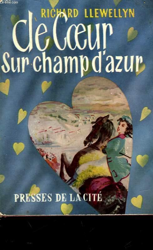 DE COEUR SUR CHAMP D'AZUR