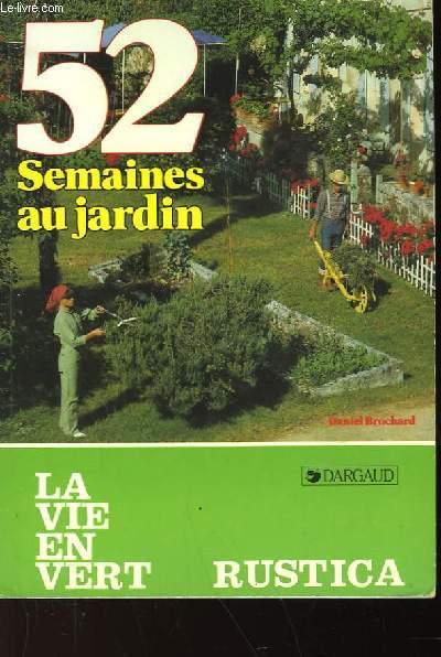 52 SEMAINES AU JARDIN - N°106