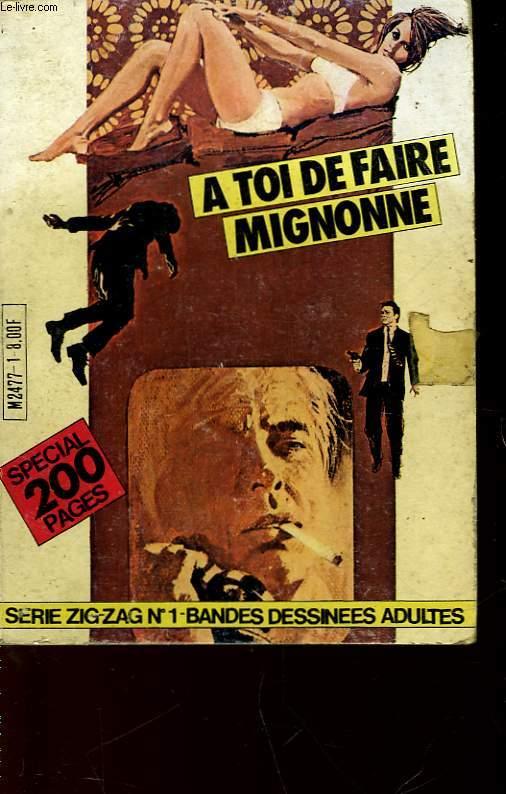 A TOI DE FAIRE MIGNONNE - N°1