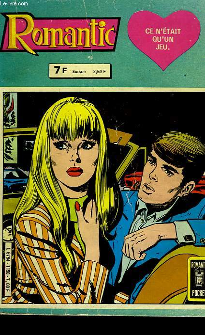 RECUEIL ROMANTIC 1150 - MENSUEL N° 5 ET N°6