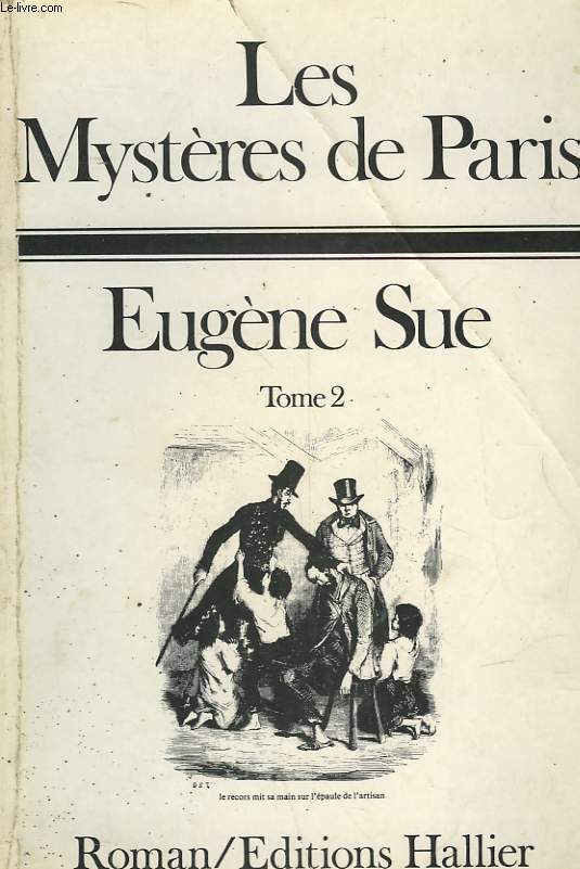 LES MYSTERES DE PARIS - TOME II