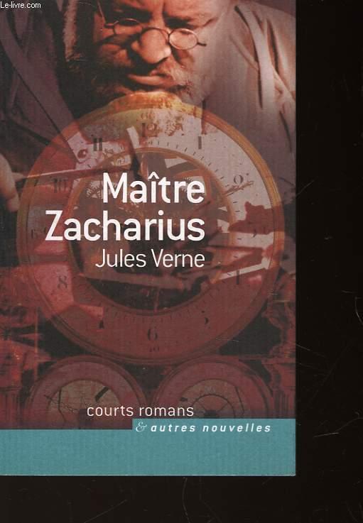 MAITRE ZACCHARIUS