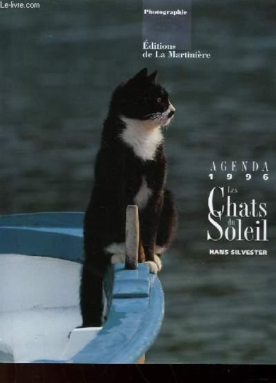AGENDA 1996 - LES CHATS DU SOLEIL