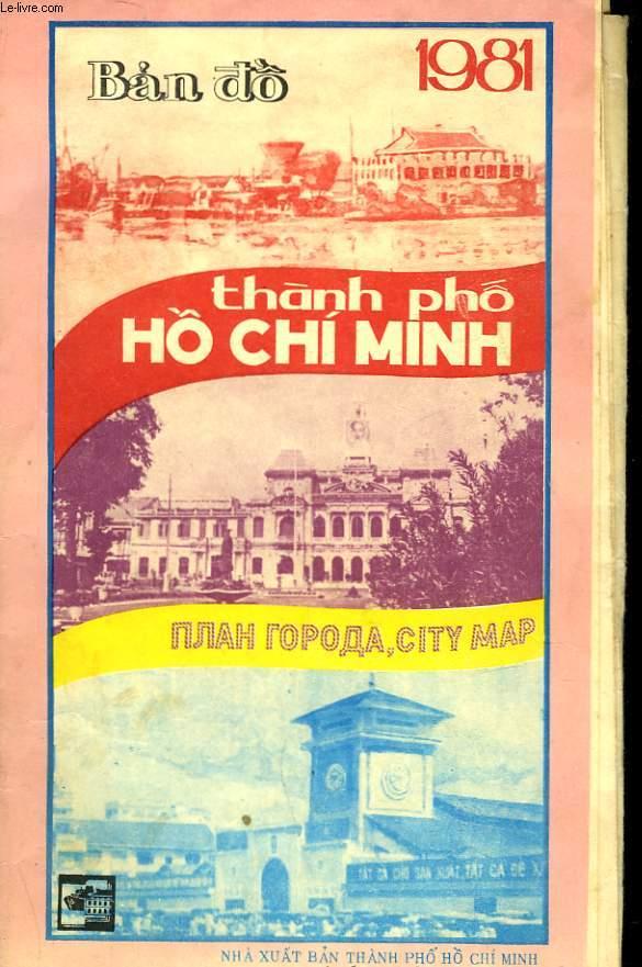 THANH PHO HO CHI MINH