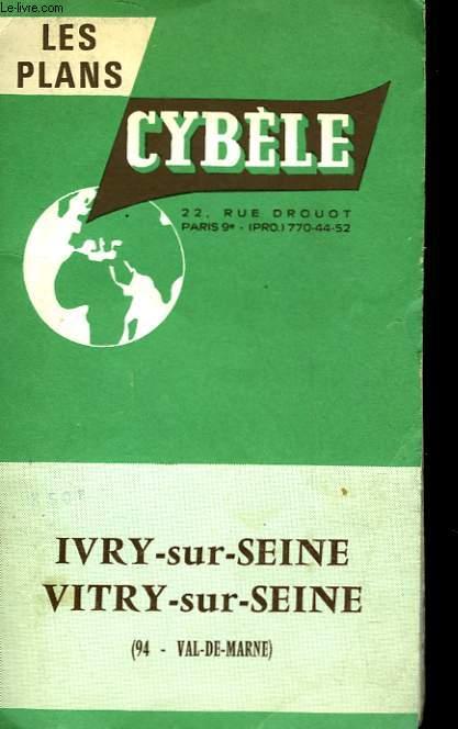 LES PLANS - CYBELE - IVRY ET VITRY