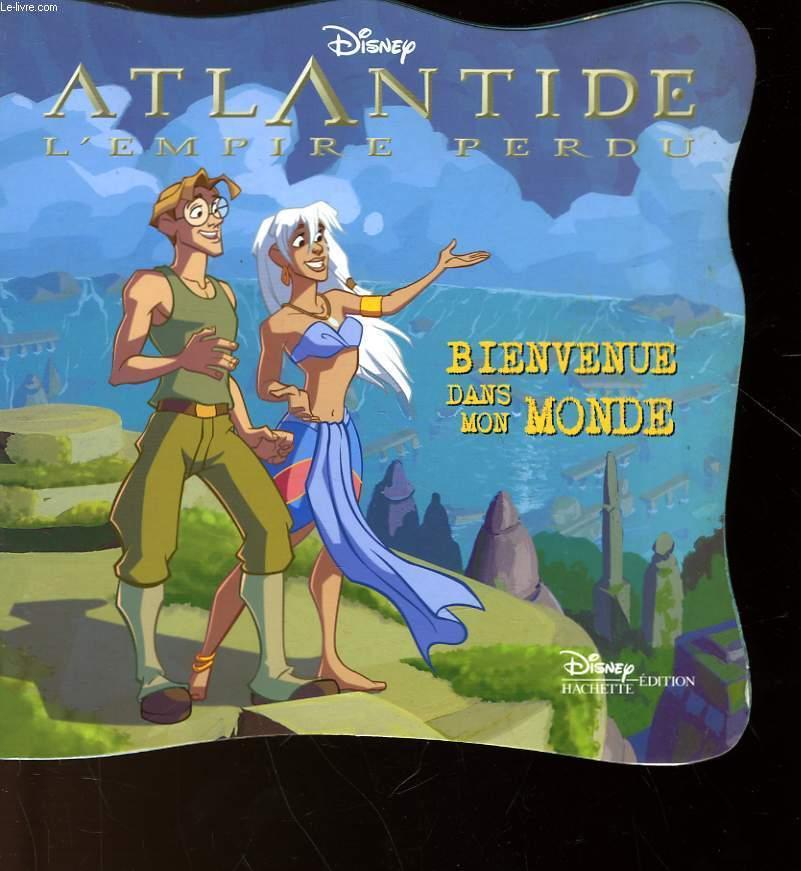 ATLANTIDE - L'EMPIRE PERDU