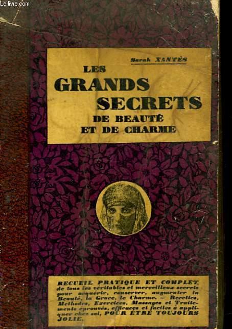 LES GRANDS SECRETS DE BEAUTE ET DE CHARME