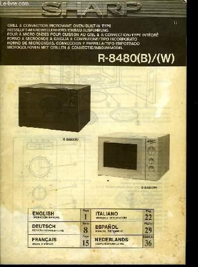 R-8480(B)/(W)